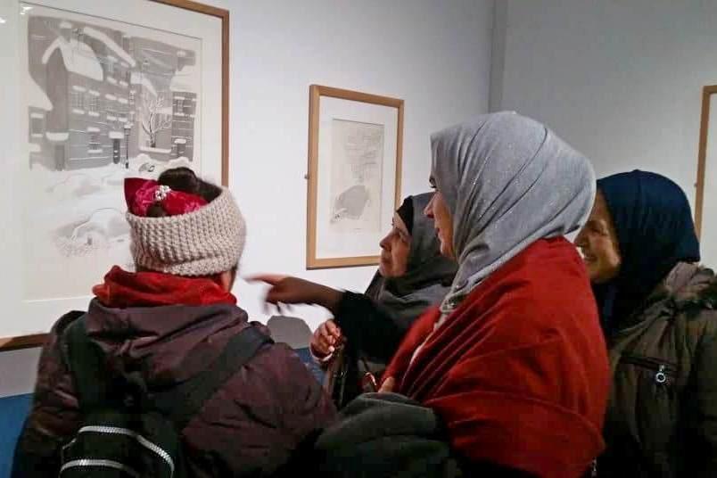 SMR Solidarité Migrants Rueil Solidarity 92 Hauts de Seine
