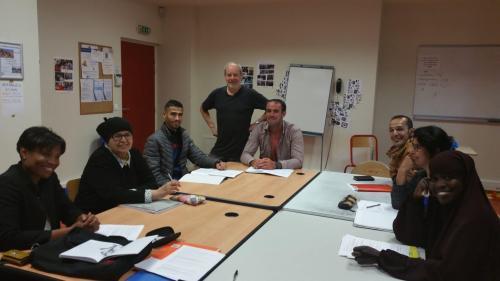 SMR Solidarité Migrants Rueil Apprentissage du français
